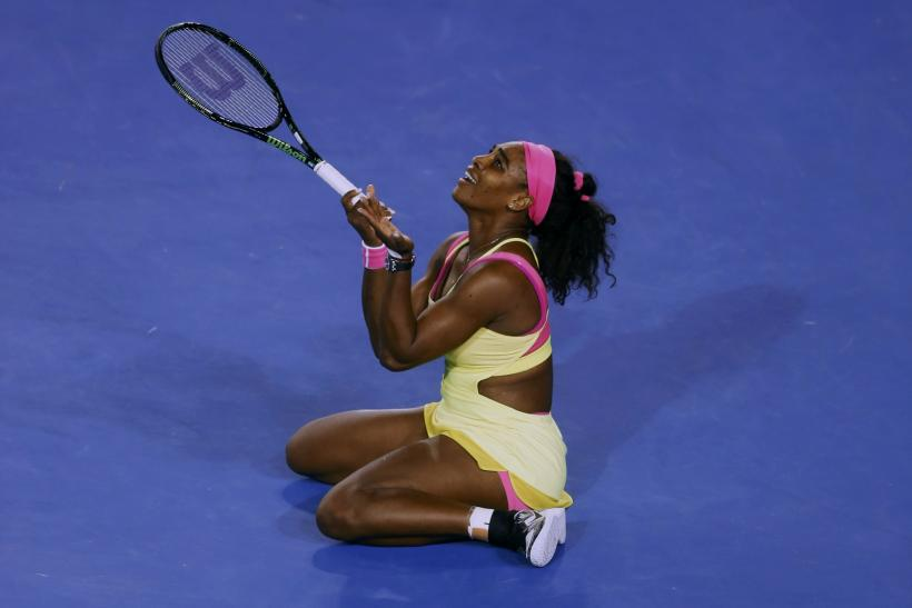 Serena Williams Aussie Open 2015