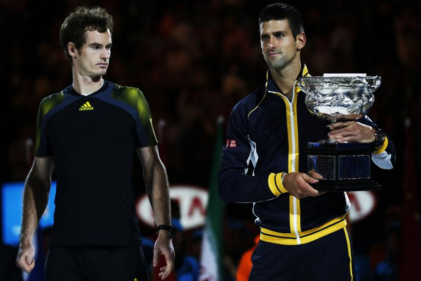 Andy Murray, Novak Djokovic