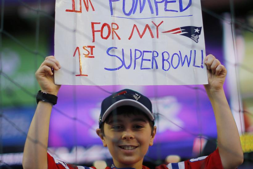 Super Bowl Fan