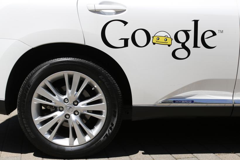 google uber self driving car ride sharing