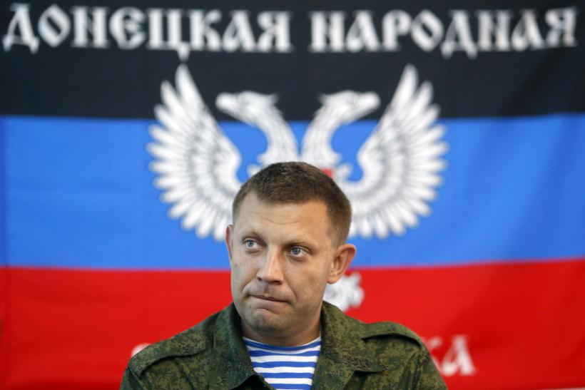 Pro-Russian-rebel-leader