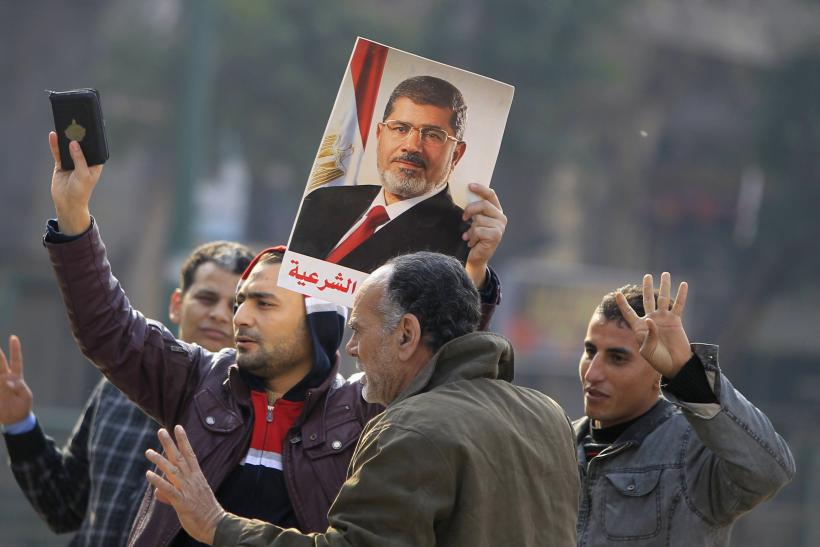 Supporters of Muslim Brotherhood, Egypt