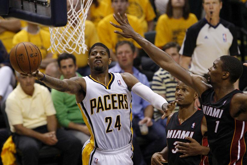 Paul George Pacers 2014