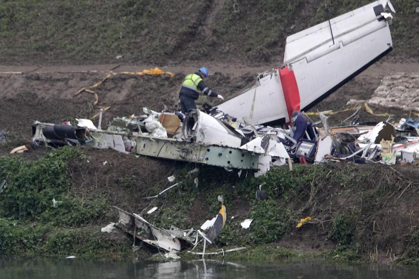 TransAsia flight crash recovery