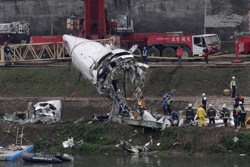 TransAsia Flight GE235