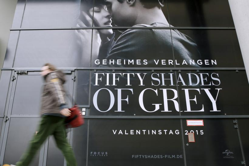 """""""Fifty Shades of Grey"""""""