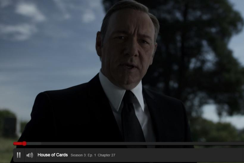 Who is doug dating in house of cards