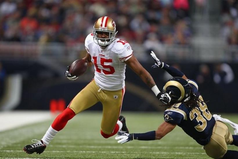 Michael Crabtree 49ers