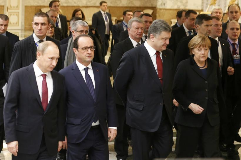 Minsk meeting for Ukraine cease-fire