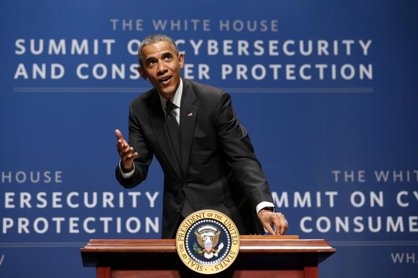 Obama cybersecurity speech at Stanford