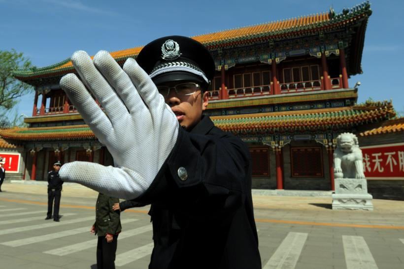 China official corruption