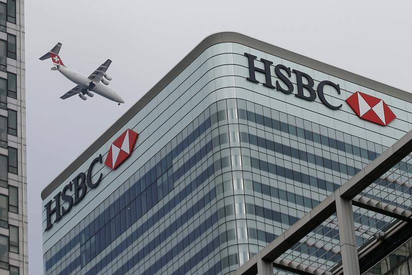 HSBC Headquarters, Feb. 15, 2015