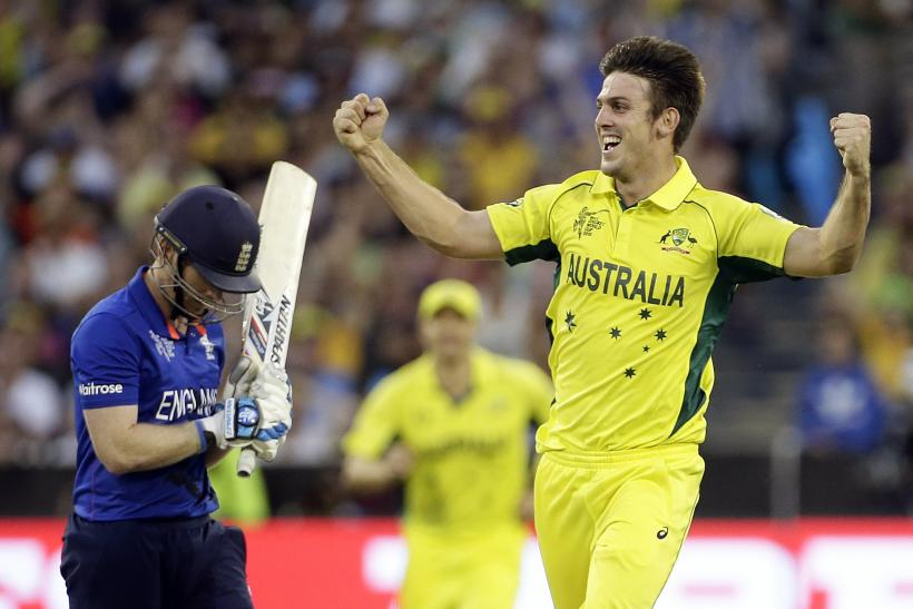 Mitchell Marsh, Australia cricket