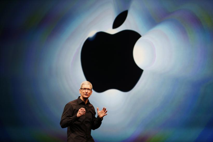 Apple CEO Cook