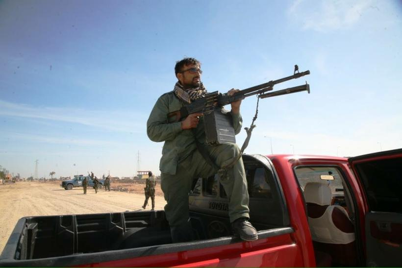 Anbar fight against ISIS