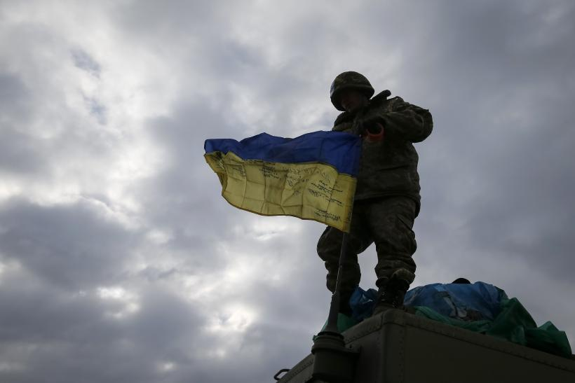 2,300 Ukrainian troops have died since the war began in 2014
