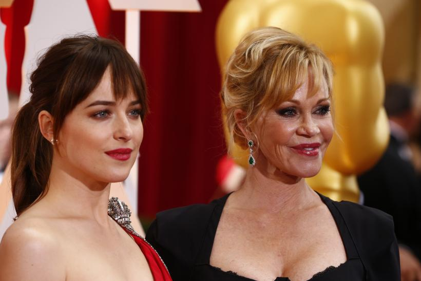 Dakota Johnson, Melanie Griffith