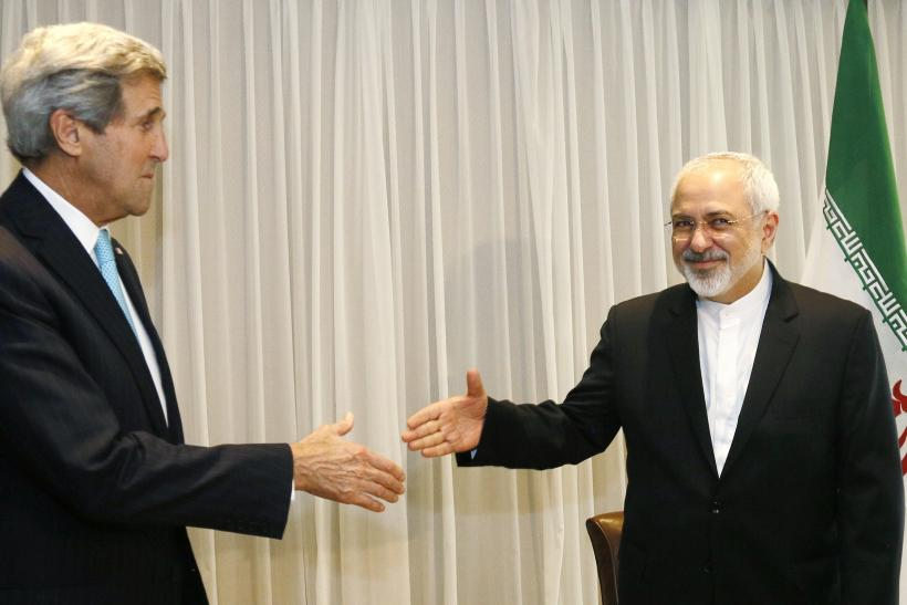 Kerry Iran nuclear talks