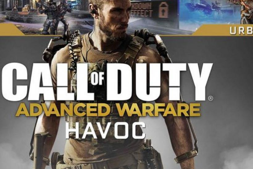 Call Of Duty: Advanced Warfare Havoc' DLC Release Date Arrives For Call Of Duty Advanced Warfare New Maps Release Date on