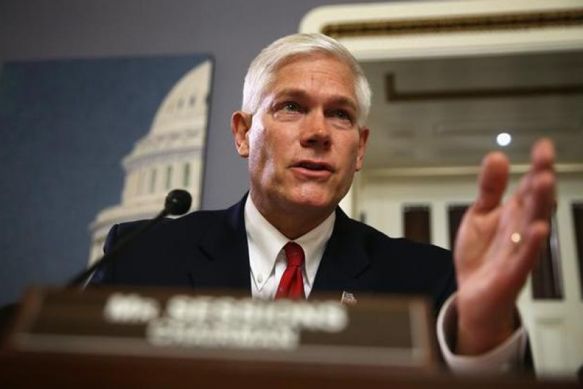 Rep. Pete Sessions (R-Texas)