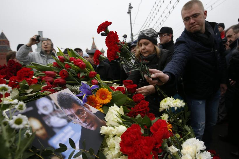 Moscow Mourning for Nemtsov