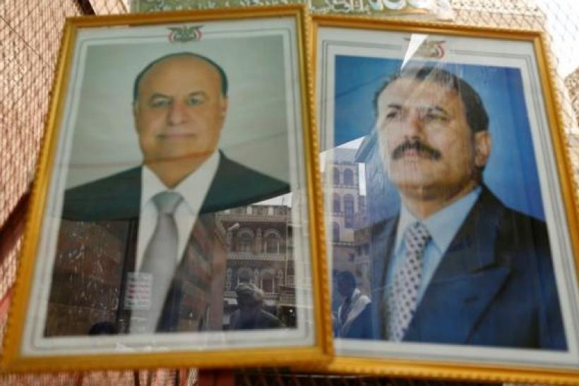 yemen presidents photos