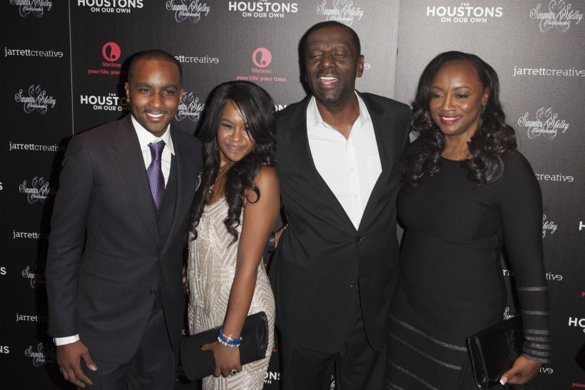 Bobbi Kristina Brown Nick Gordon Patricia Houston Gary Houston