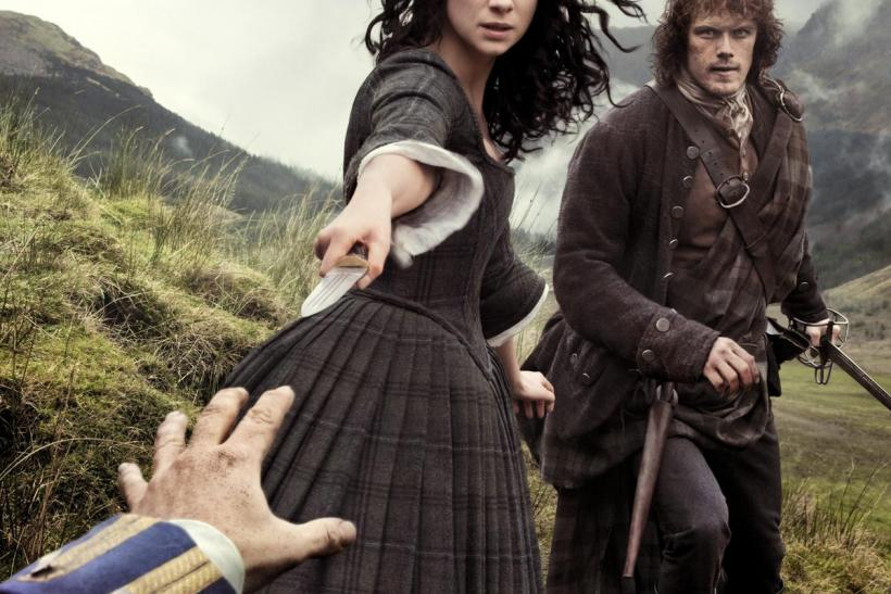 Outlander new posters