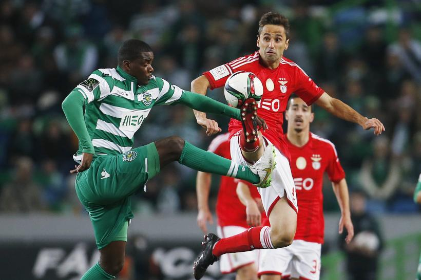 William Carvalho Sporting Lisbon 2015