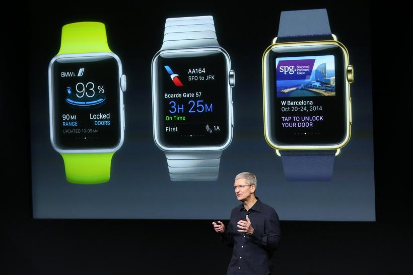 Apple Watch: 10 Things We Know About Apple Inc 's New Smartwatch