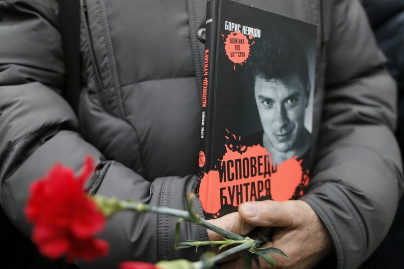 Boris Nemtsov memorial