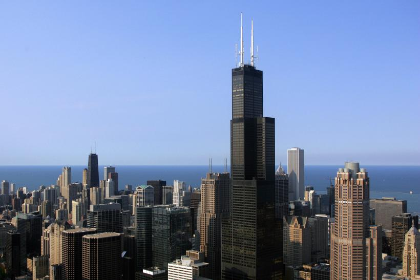 Willis Tower Sold Chicagos Tallest Building Breaks Record With