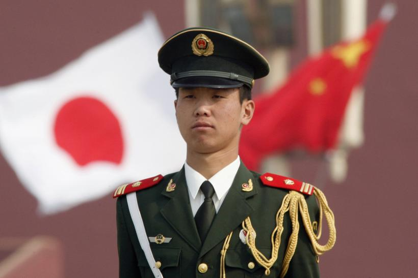 China hints at Japan war parade invite