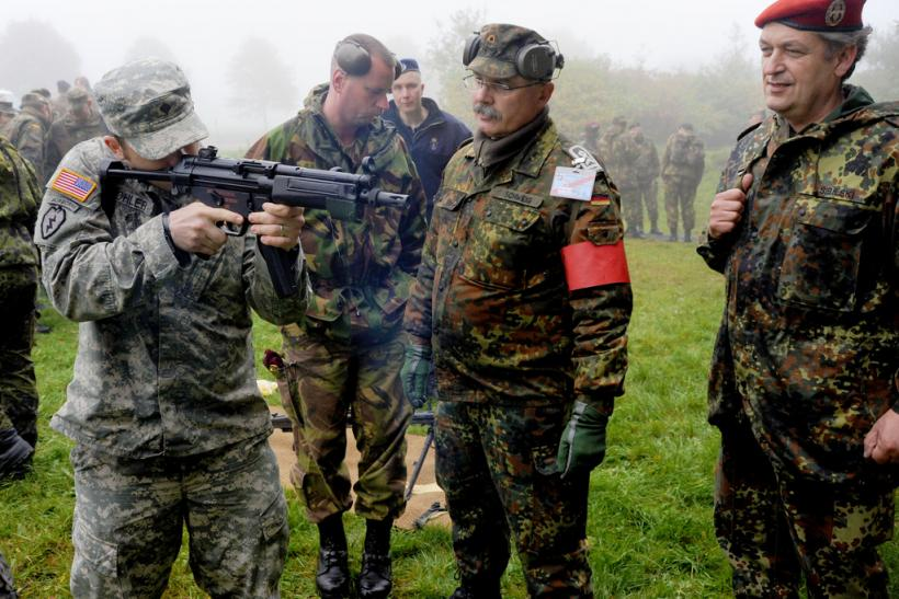 Germany Military Islamist Training: 20 Former Soldiers