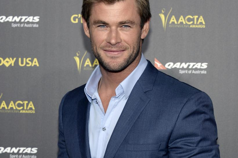 Chris Hemsworth