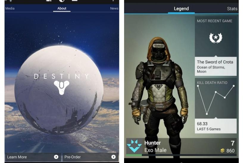 Destiny' Companion App Problems: Users Report Losing Items