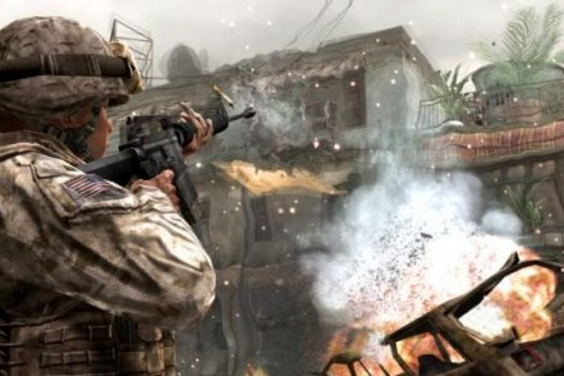 Call of Duty: Modern Warfare 2' Coming To Xbox One And PS4