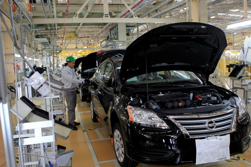 Nissan Will Make Over 1M Cars Per Year In Mexico After ...