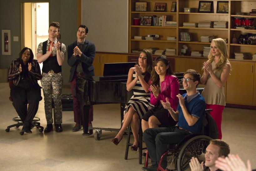 Glee' Season 6 Cast Reveals Who Cried During The Series