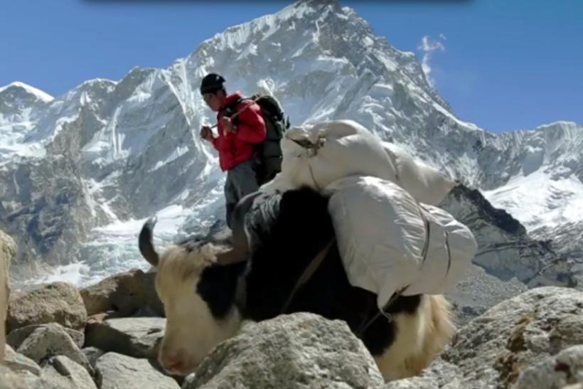 Google Street View Mt. Everest
