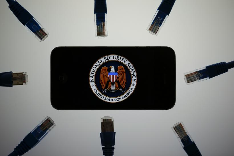NSA phone connections