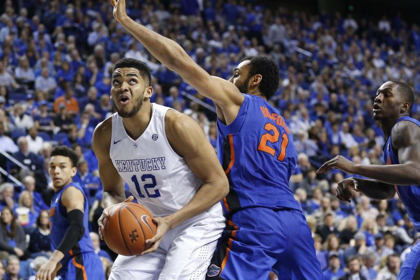 Karl-Anthony Towns Kentucky 2015
