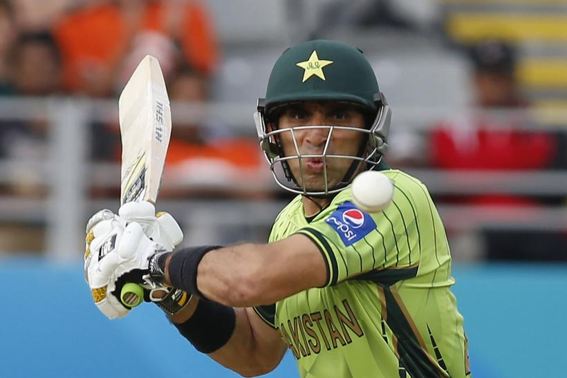 Misbah-ul-Haq, Pakistan cricket