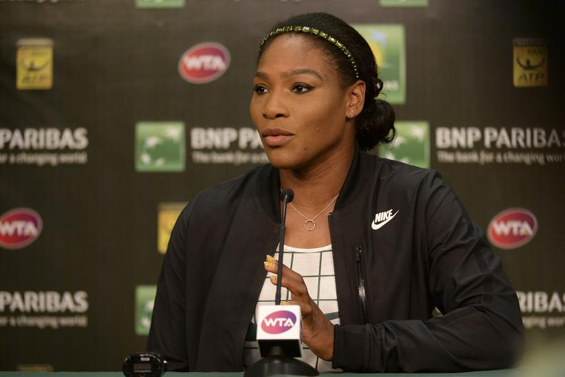 Serena Williams Indian Wells 2015