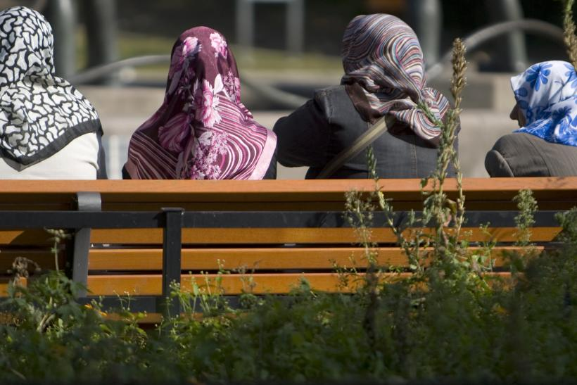 Germany headscarf ban