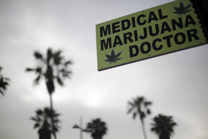 What Is Medical Marijuana? It's A Misnomer, Even As Congress