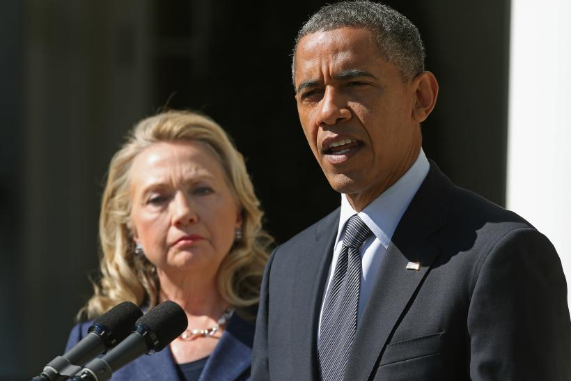 Hillary Clinton 2016 Barack Obama