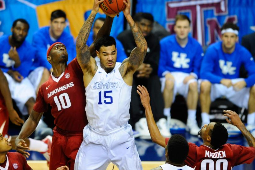Willie Cauley-Stein Kentucky 2015