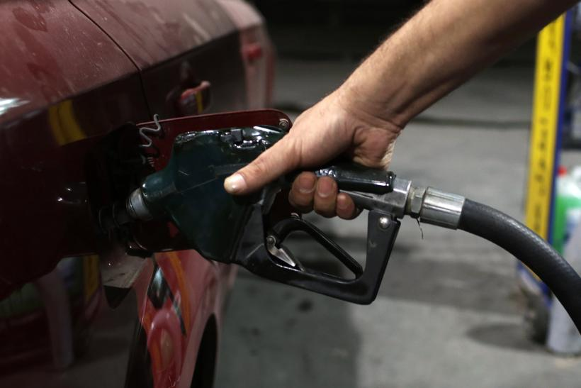Gas Station in Cairo July 5, 2014