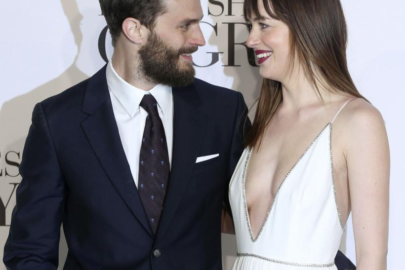 Jamie Dornan Dakota Johnson